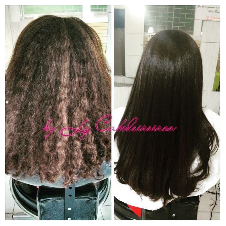#progressivasemformol #antesedepois cabeleireiro(a) empresário(a) / dono de negócio