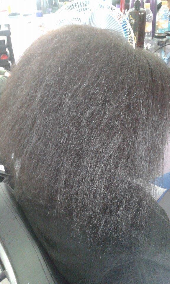 Antes ,,,,, cabeleireiro(a)