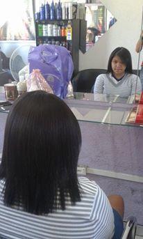 Depois ,,,,,, cabeleireiro(a)