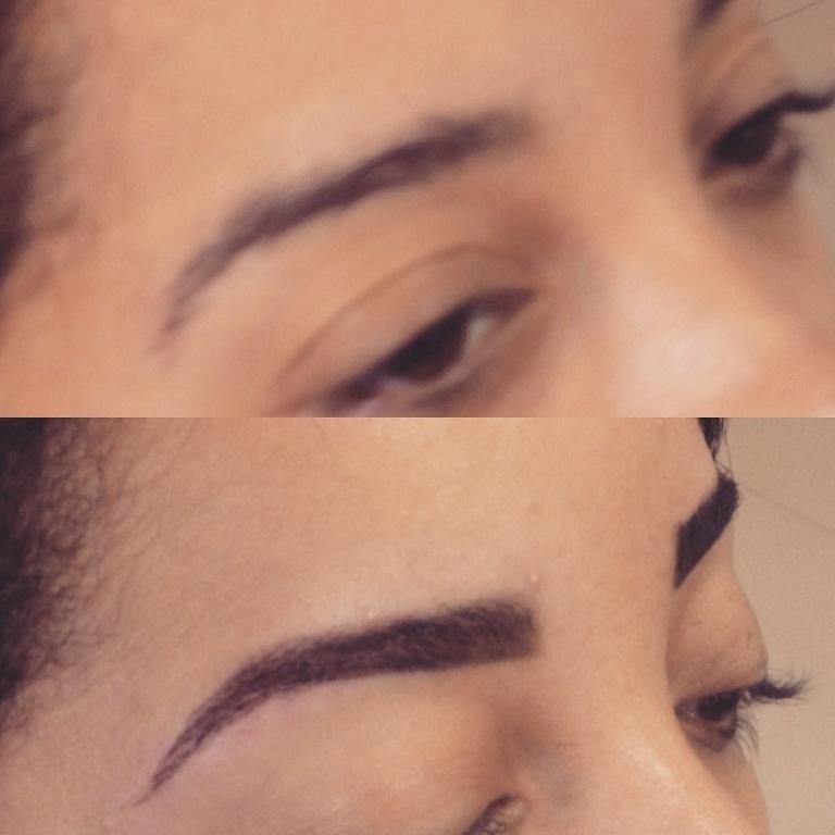 Designer cabeleireiro(a) designer de sobrancelhas