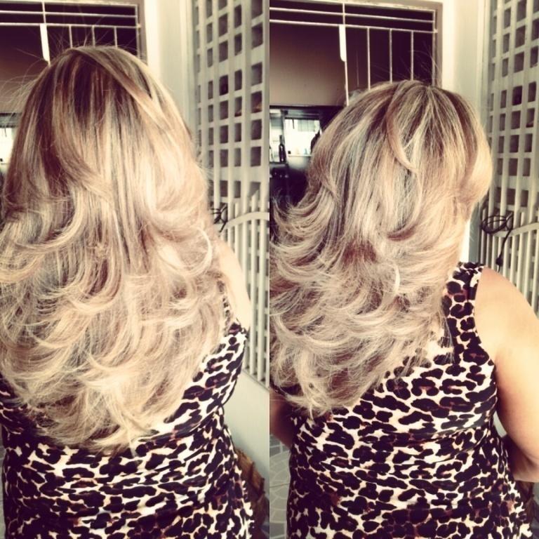 #mechas e corte cabeleireiro(a)