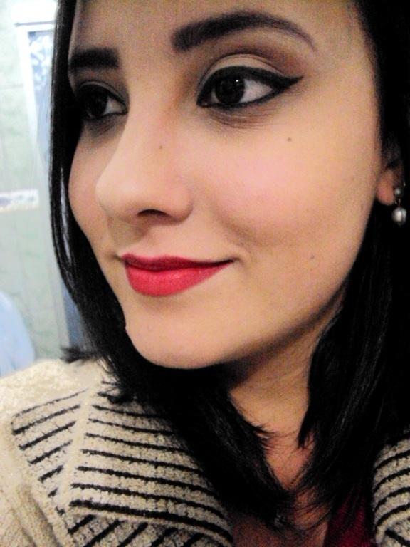 #batommattevermelho maquiador(a)