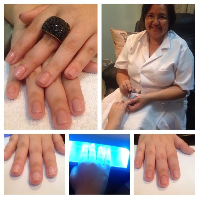 Esmaltação em Gel gerente designer de sobrancelhas depilador(a) auxiliar cabeleireiro(a) manicure e pedicure