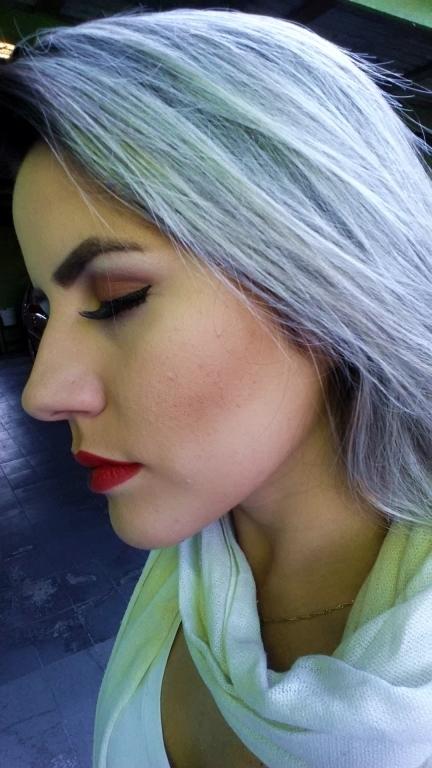 #make #básica #cílios #blond maquiador(a) designer de sobrancelhas consultor(a)