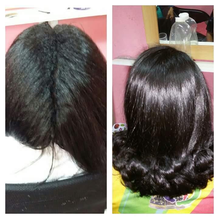 #plasticadosfios #cadiveu  cabeleireiro(a) cabeleireiro(a)