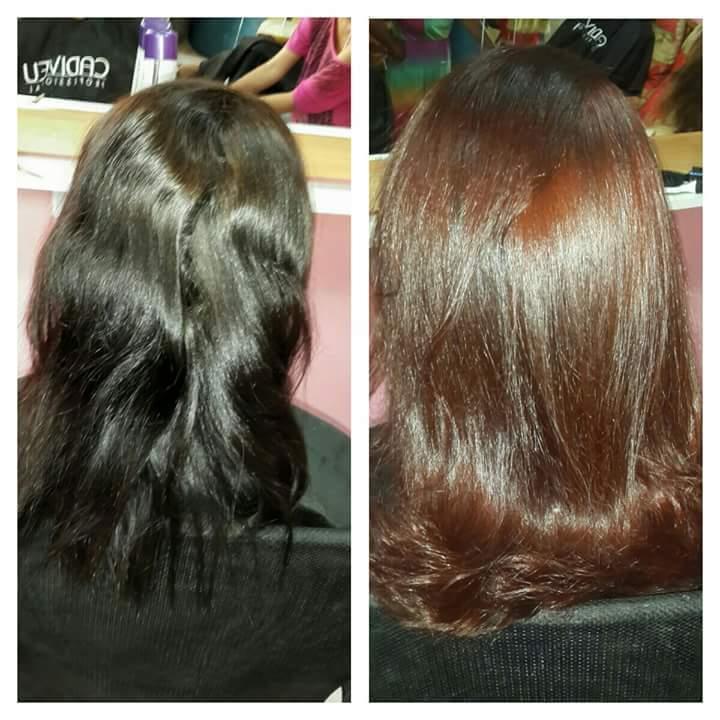 #mudancadealturadeton #dereflexo #correcaodecor cabeleireiro(a) cabeleireiro(a)