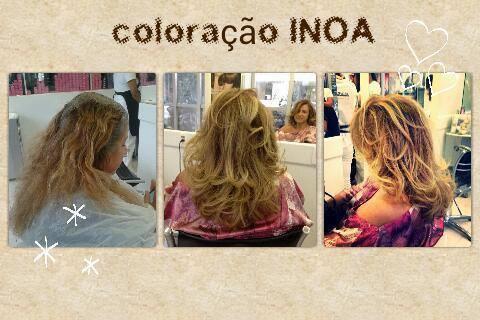 #inoa #coloracao cabeleireiro(a)