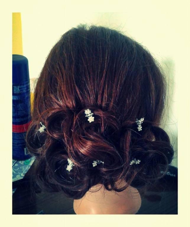 #penteado #coque #casamento cabeleireiro(a)
