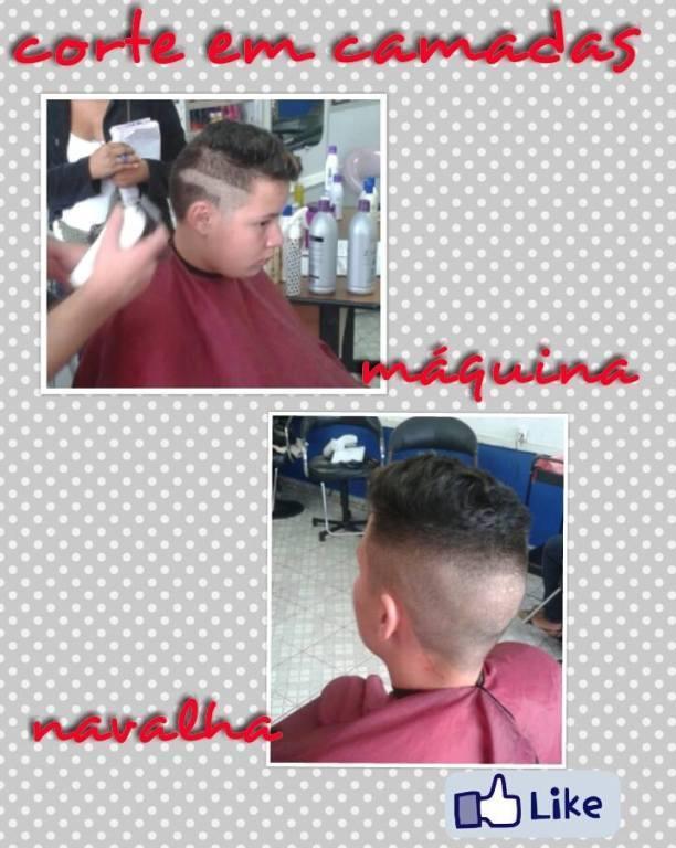 #cortemasculino  cabeleireiro(a)