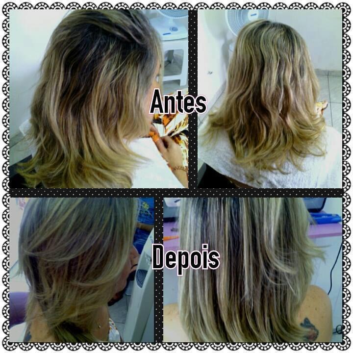 Remoção da cor amarela. Matização. cabeleireiro(a) maquiador(a)