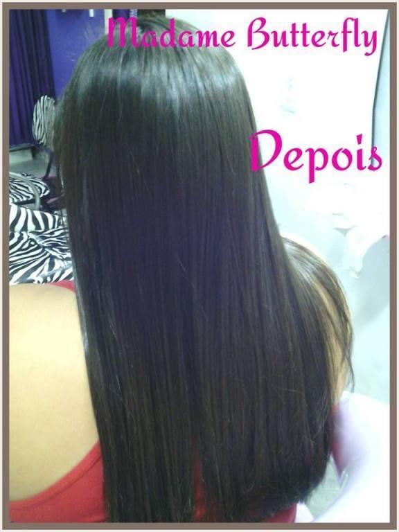 Progressiva sem formol depois. cabeleireiro(a) maquiador(a)