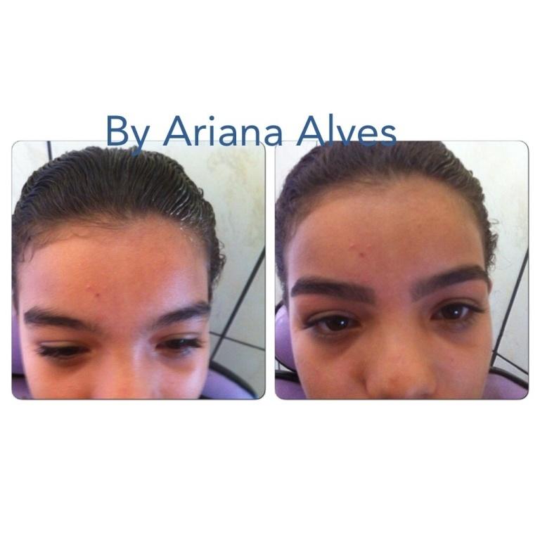 Sobrancelhas  estética cabeleireiro(a) designer de sobrancelhas stylist / visagista stylist / visagista