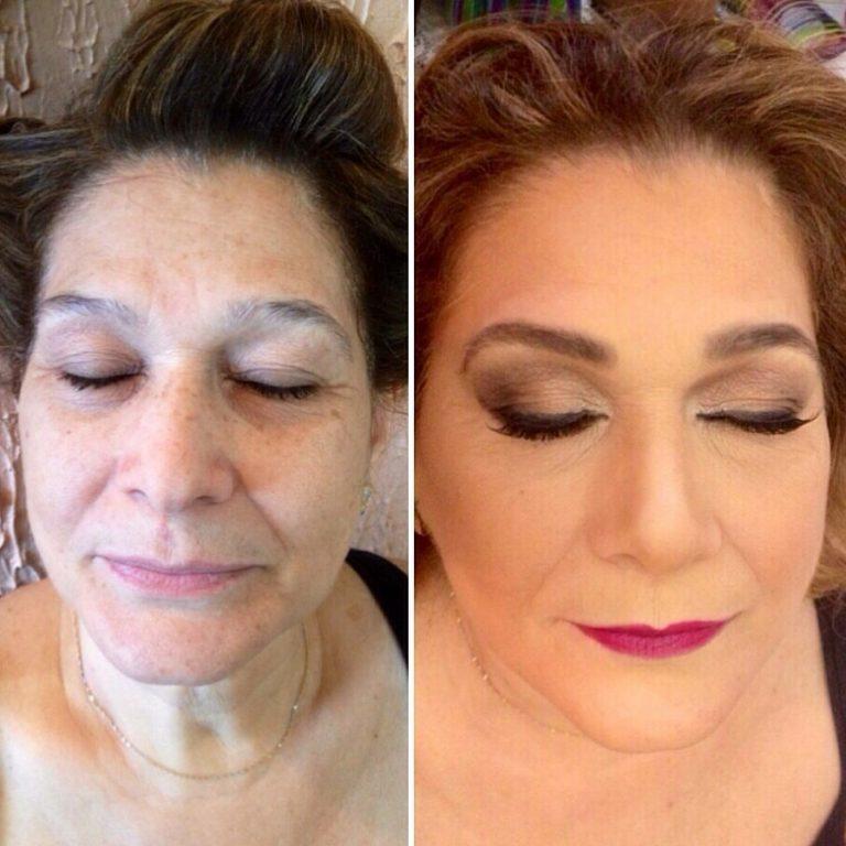 Cliente Rita maquiador(a)