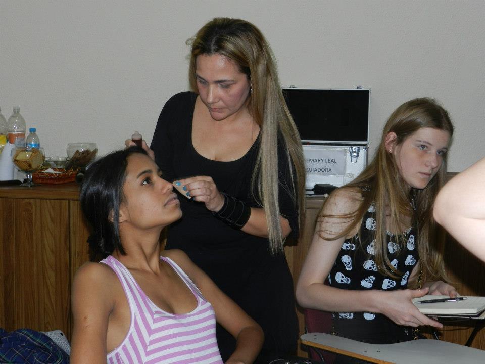maquiador(a) docente / professor(a)