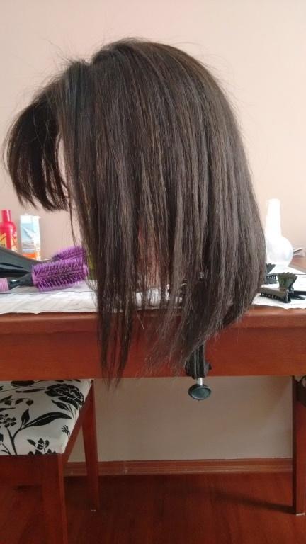Corte Long Bob cabeleireiro(a) designer de sobrancelhas depilador(a)