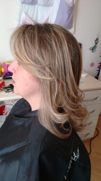 #escova #hidratação  cabelo cabeleireiro(a) designer de sobrancelhas depilador(a)