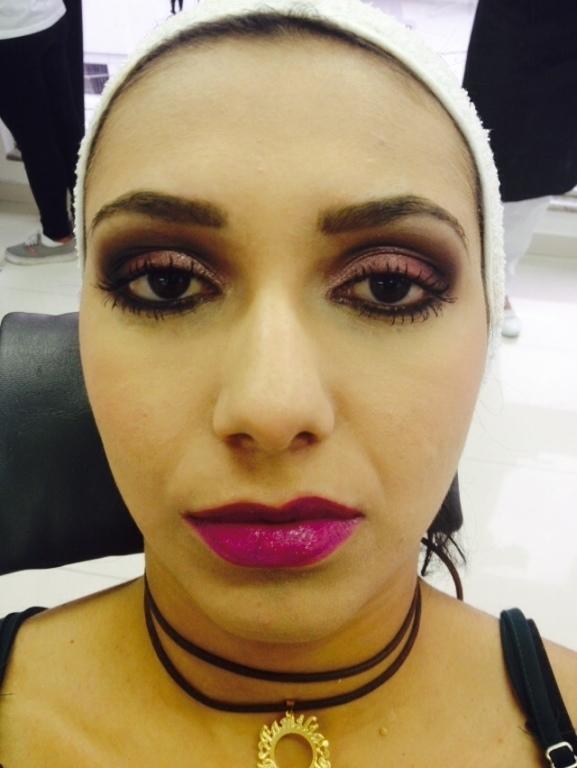 smoke eye, rock, olho marcado, dark maquiagem  maquiador(a)