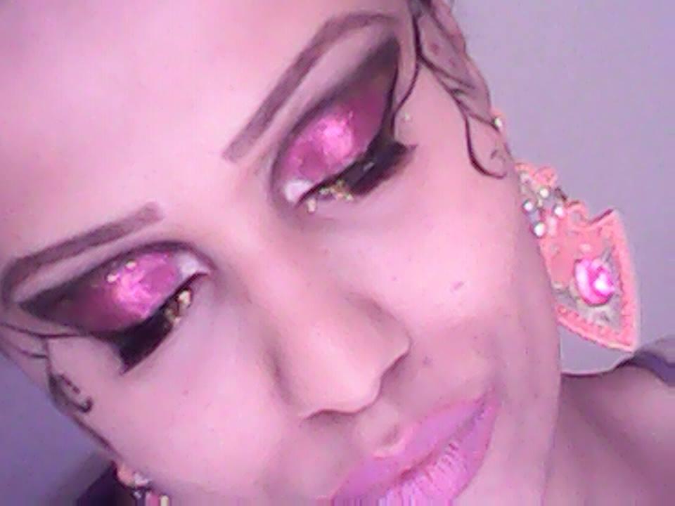 Makeup Tematica festa...