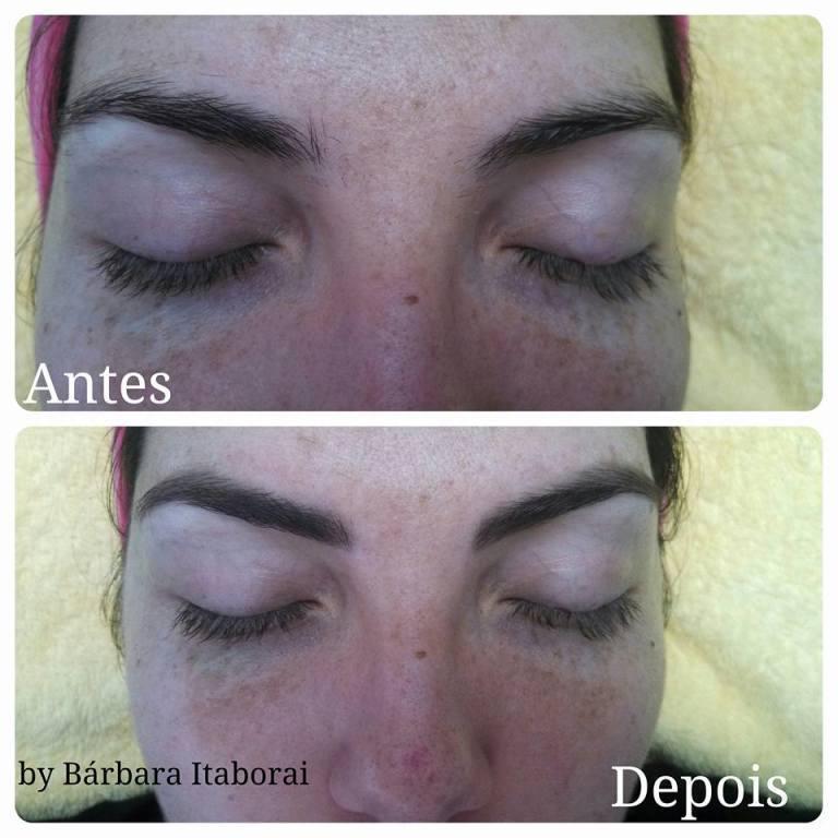 esteticista designer de sobrancelhas dermopigmentador(a)