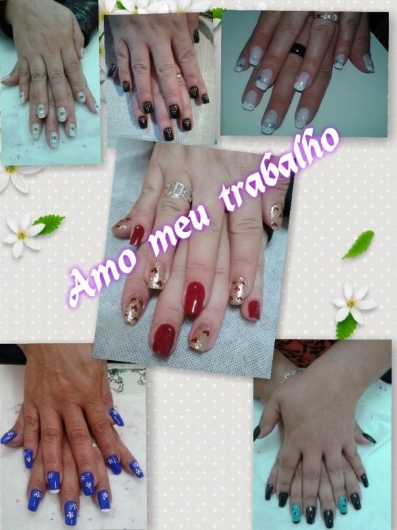 manicure e pedicure maquiador(a)