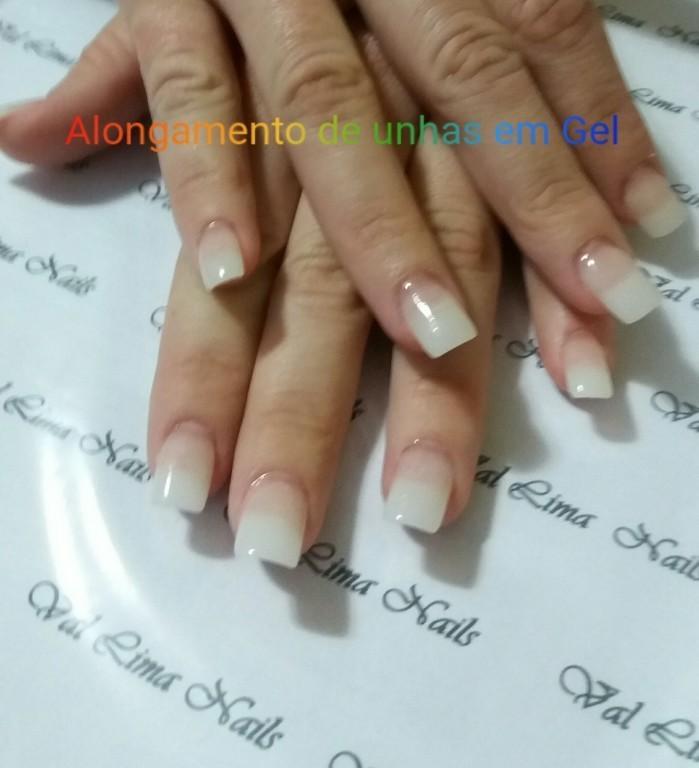 #Alongamentodeunhasemgel manicure e pedicure