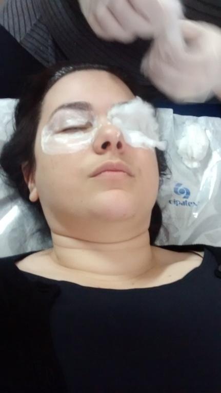 esteticista cosmetólogo(a) designer de sobrancelhas