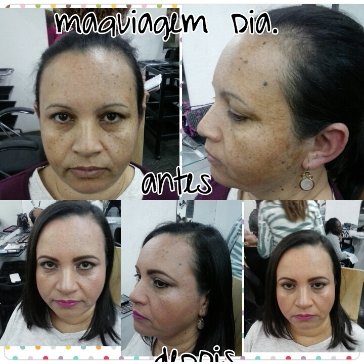 cabeleireiro(a) maquiador(a) manicure e pedicure