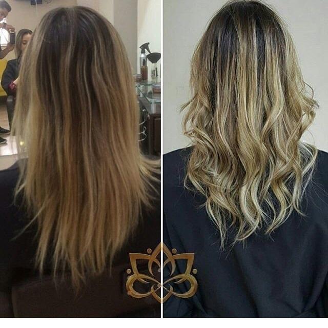 Correção de cor!!! cabeleireiro(a)