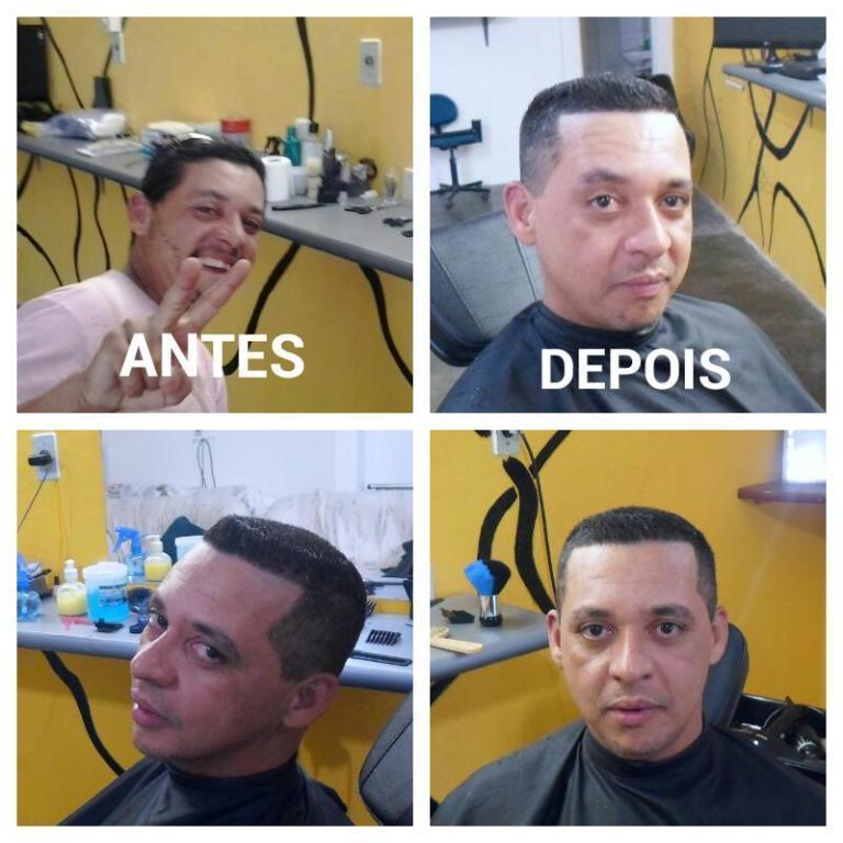 Quadradinho social  barbeiro(a)