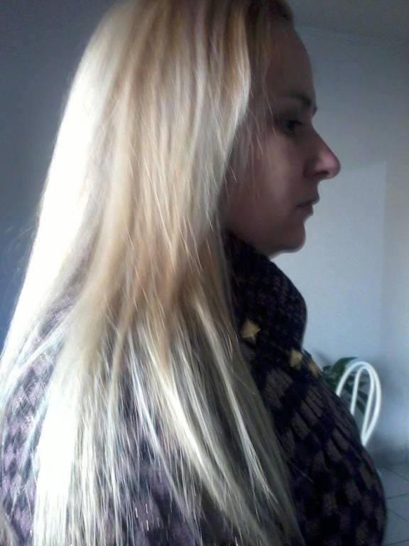 Luzes e selagem... cabeleireiro(a)