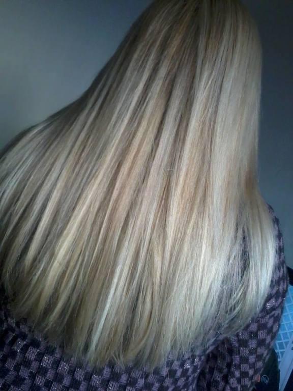 Selagem e mechas cabeleireiro(a)