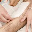 Depilação masculina de pernas