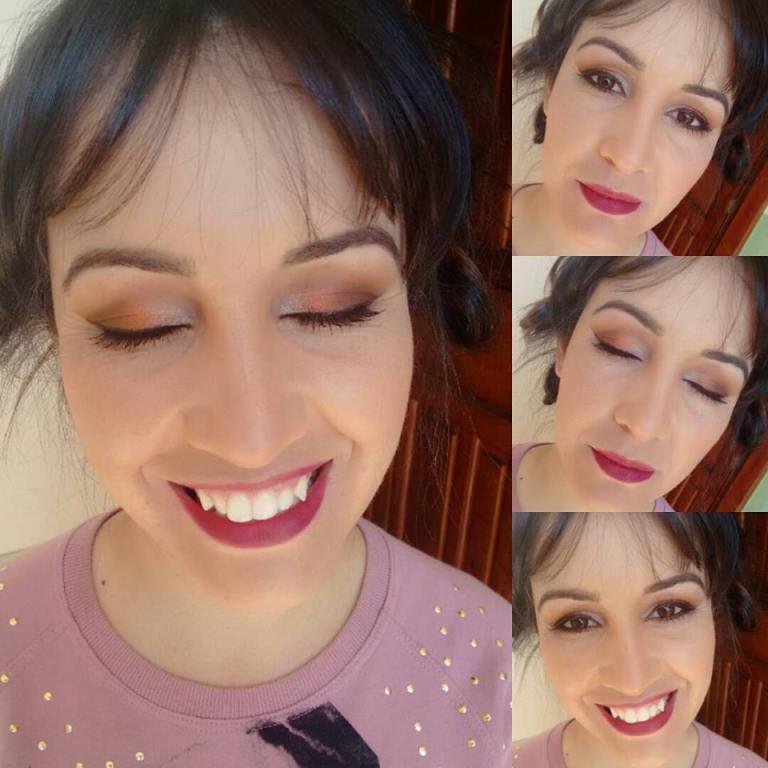 Cliente: Kely maquiador(a)