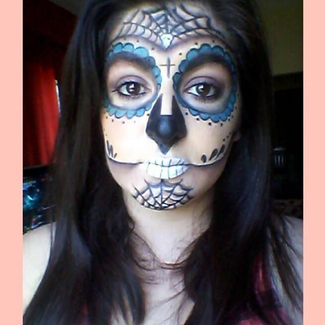 caveira mexicana maquiador(a)