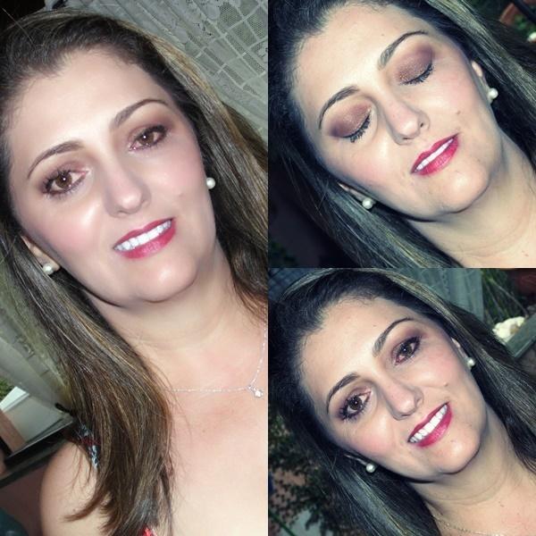 Cliente: Andrea maquiador(a)