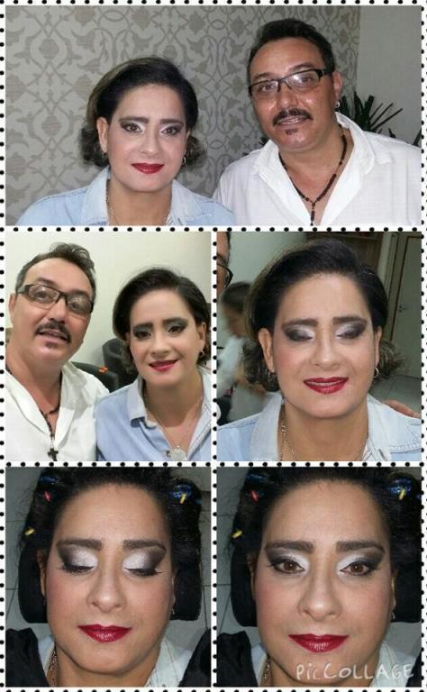maquiagem barbeiro(a) cabeleireiro(a) maquiador(a)