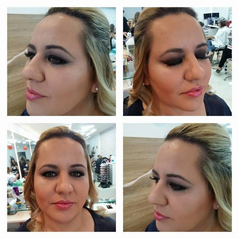 maquiagem, esfumada, smoke eye, gordinha,  maquiagem  cabeleireiro(a) maquiador(a)