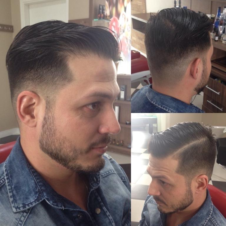 @rubz_barber corte masculino, razor part cabelo  barbeiro(a)