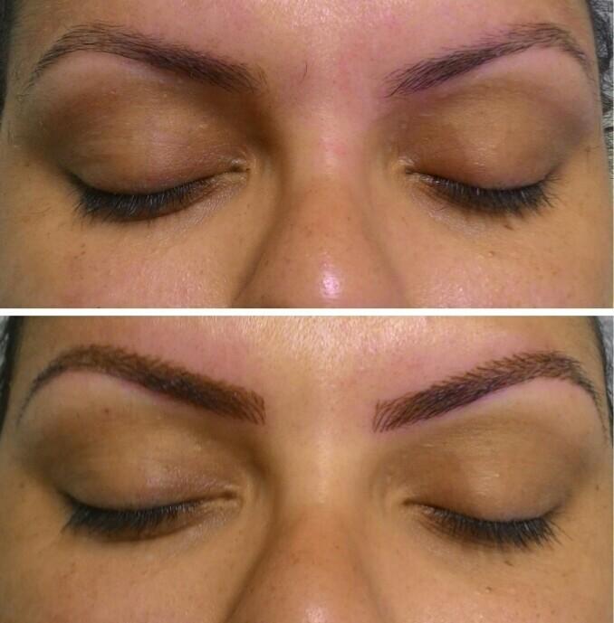 designer de sobrancelhas micropigmentador(a) cabeleireiro(a) esteticista