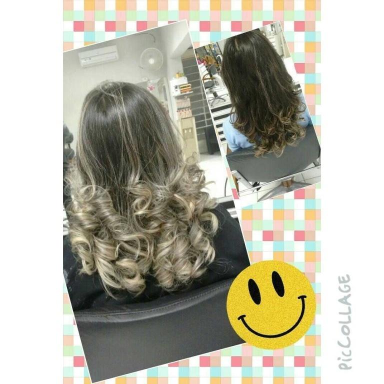 cabeleireiro(a) maquiador(a) manicure e pedicure cabeleireiro(a)