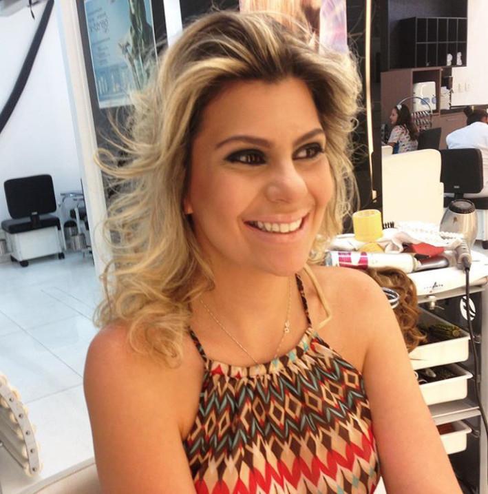 #highlights #blonde #makeup by Laercio camillo cabeleireiro(a) maquiador(a)