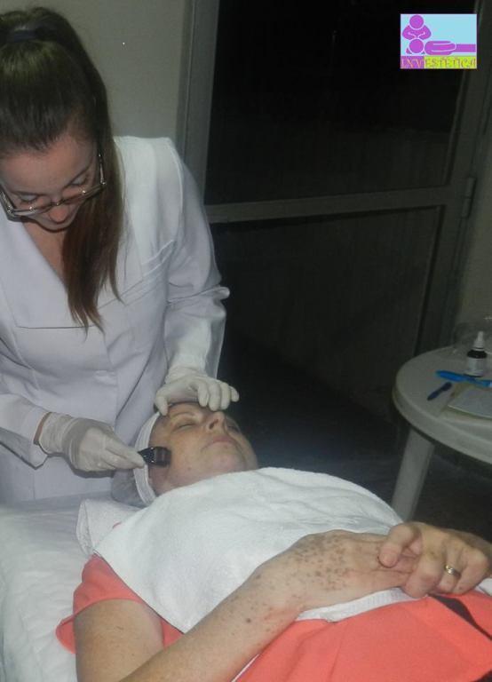Projeto Investética - Núcleo de Pesquisas Clínicas em Estética Facial e Corporal coordenador(a)