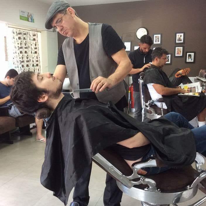 #Barbearia #CorteMasculino #Barba cabelo barbeiro(a)