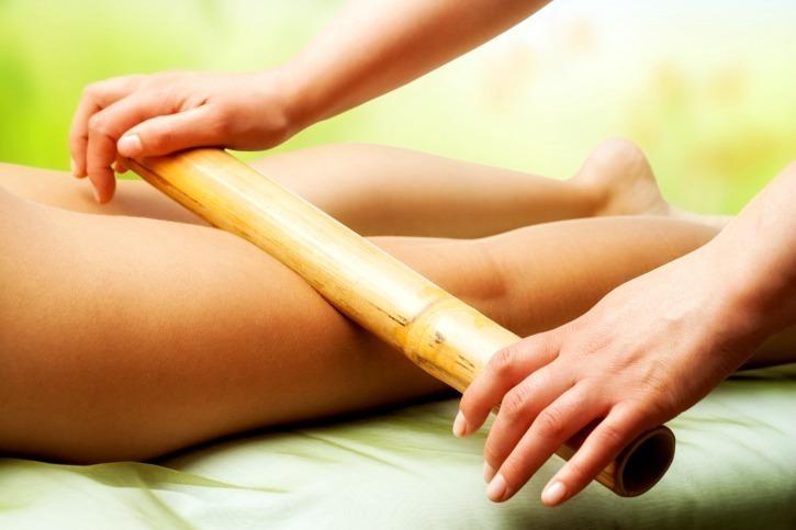 Terapia com Bambu. #Terapia #Bambu esteticista