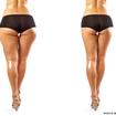 Antes e depois. (Massagem modeladora). #Massagem #AnteseDepois