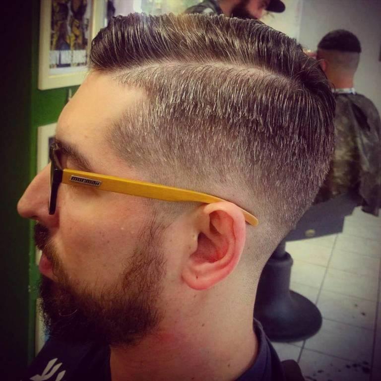 Razor Part #CorteMasculino cabelo