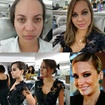 Make up inspirada na diva claudia leite