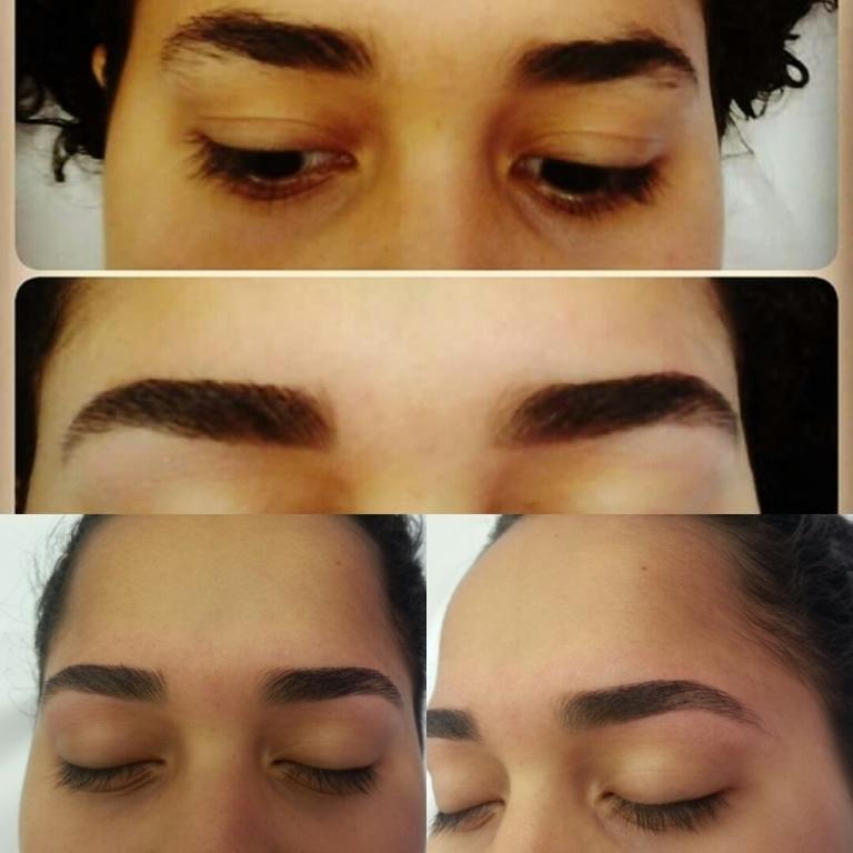 Designer de sobrancelhas  designer de sobrancelhas maquiador(a) depilador(a) micropigmentador(a) dermopigmentador(a)