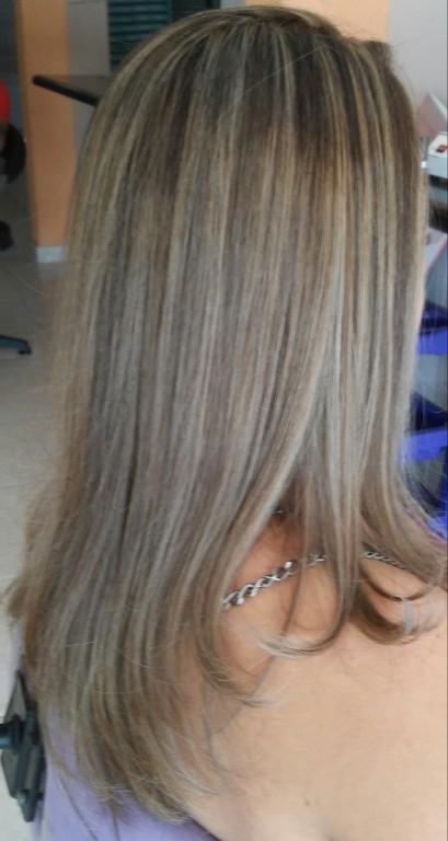 Mechas cabeleireiro(a)