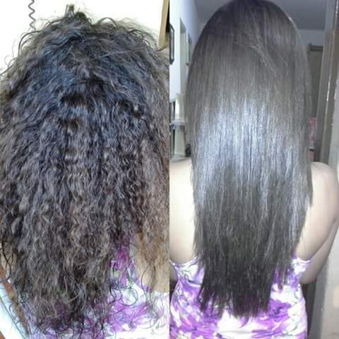 Progressiva antes e depois ..  auxiliar cabeleireiro(a) telemarketing manicure e pedicure